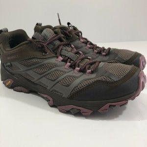 Merrell Womens Shoes Sz 10.5 Vibram Gore Tex